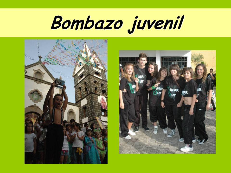 Bombazo juvenil
