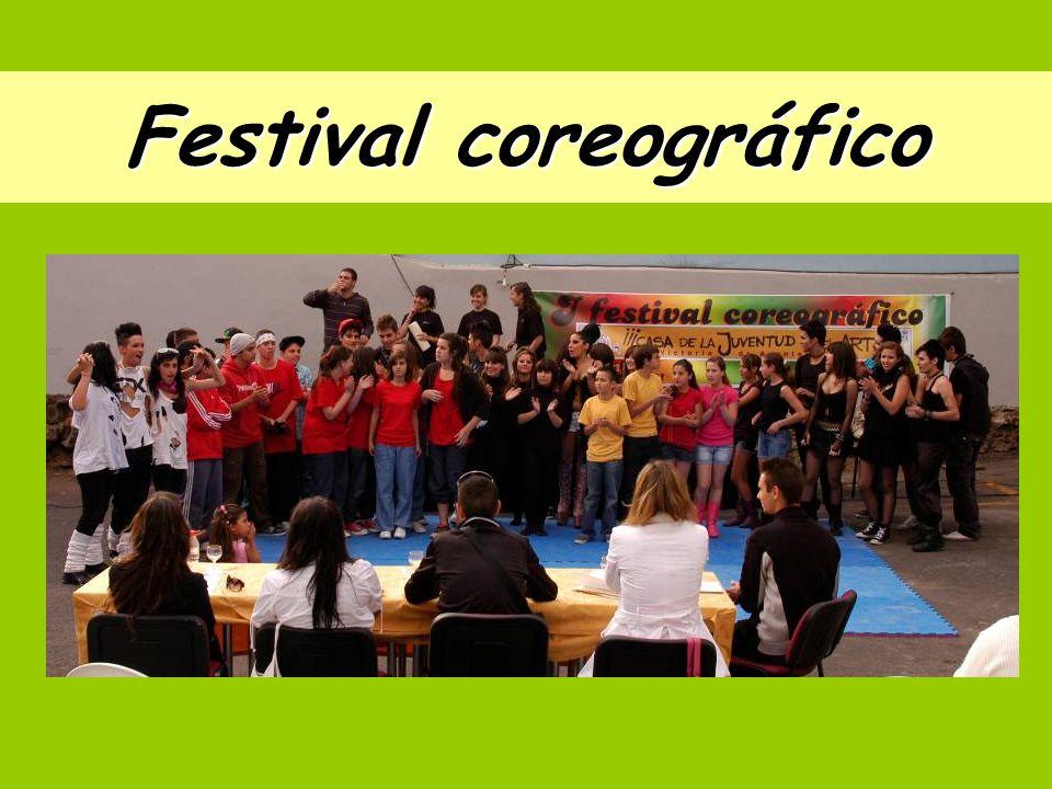 Festival coreográfico