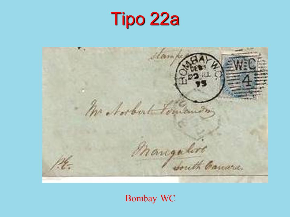 Tipo 22a Bombay WC