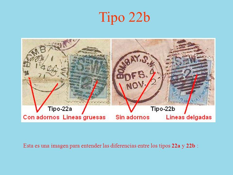 Tipo 22 a /22b Esta es una imagen para entender las diferencias entre los tipos 22a y 22b : Tipo 22b