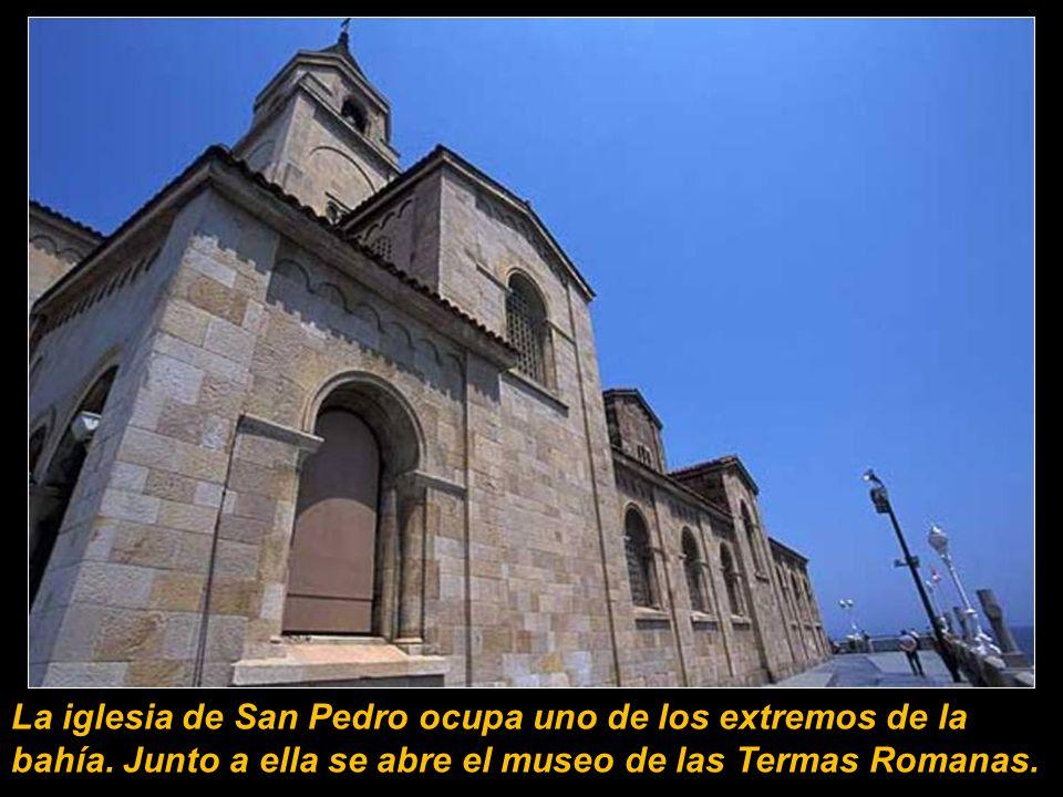El museo - casa natal de Jovellanos está situado en una casa palaciega en el barrio de Cimadevilla. Esta casa-palacio data de finales del siglo XV, pe