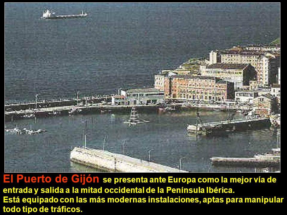Gijón es una ciudad localizada en el litoral central asturiano con una superficie de 181 km cuadrados. Su relieve es ondulado y sin alturas importante