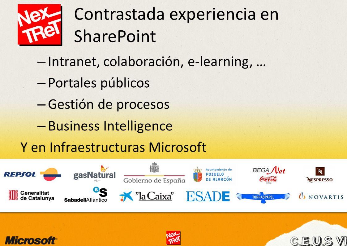 GOVERNANCE Consultoría e Implantación de SharePoint Governance