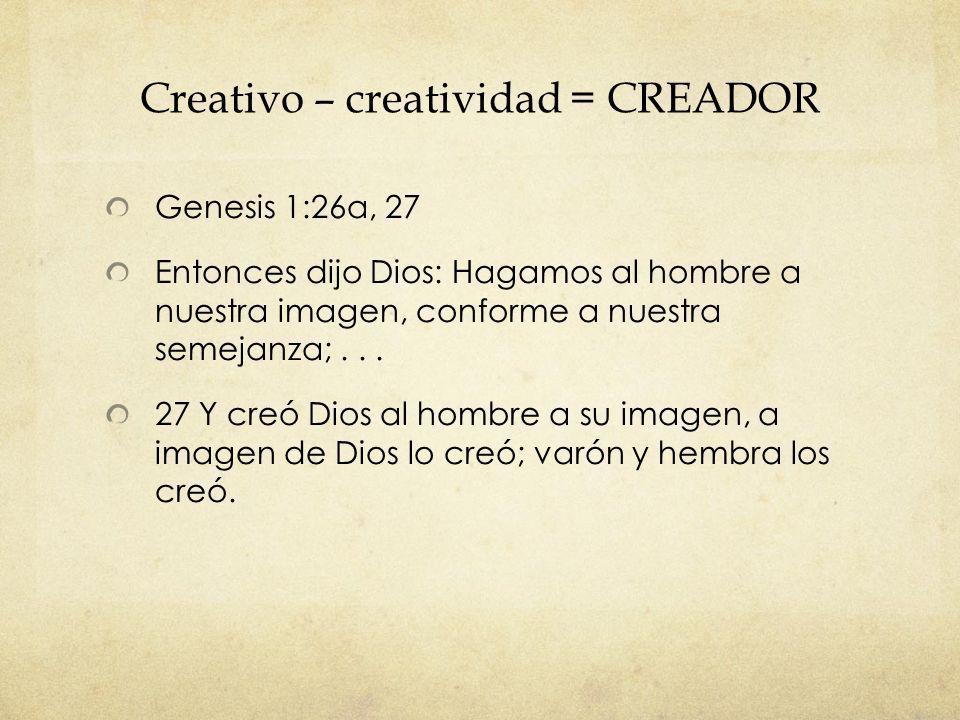 Creatividad H.