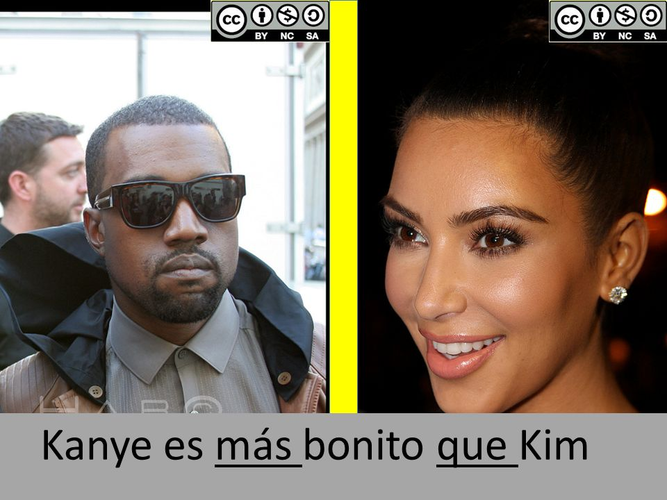 By Eva Rinaldi: flickr.com/photos/evarinaldiphotography/8002 636280 Kanye es más bonito que Kim