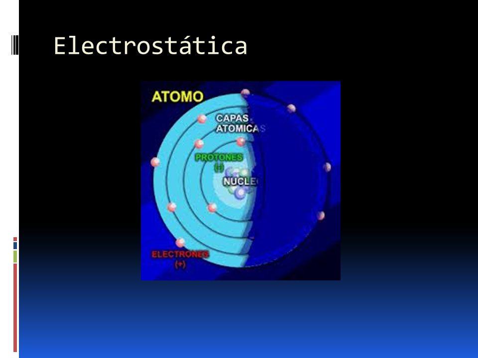 Carga eléctrica Símbolo: q, Q.