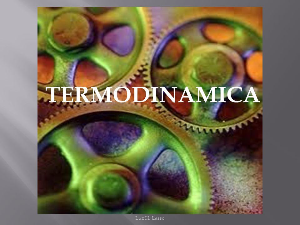 Luz H. Lasso TERMODINAMICA