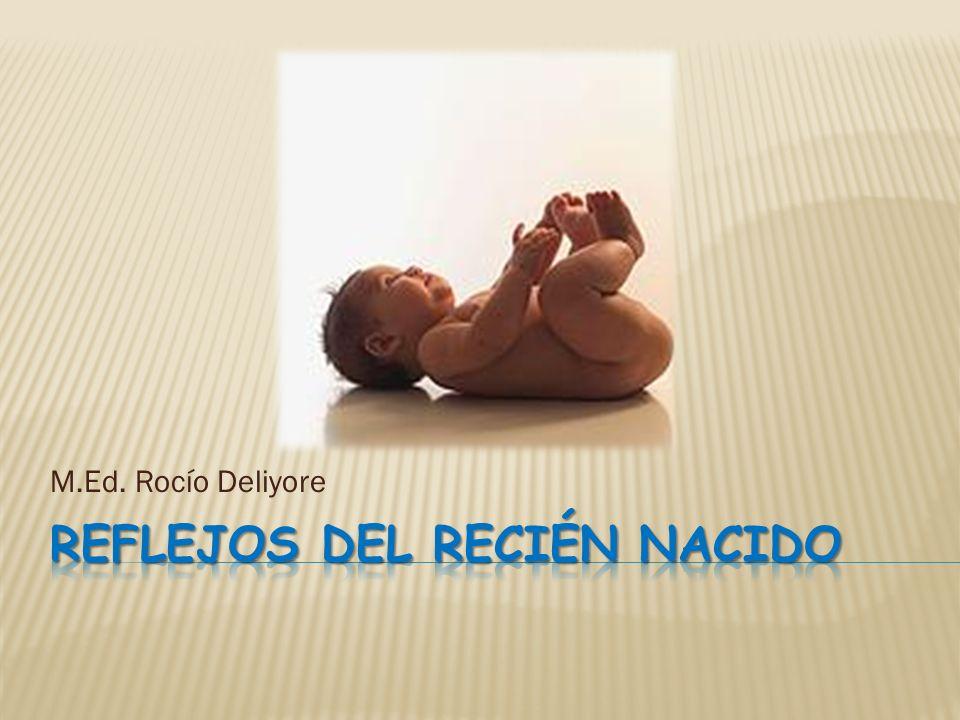 M.Ed. Rocío Deliyore