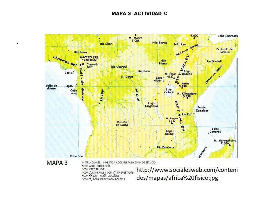 MAPA 3 ACTIVIDAD C