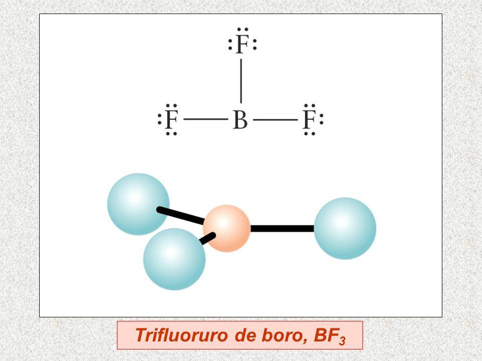 Trifluoruro de boro, BF 3