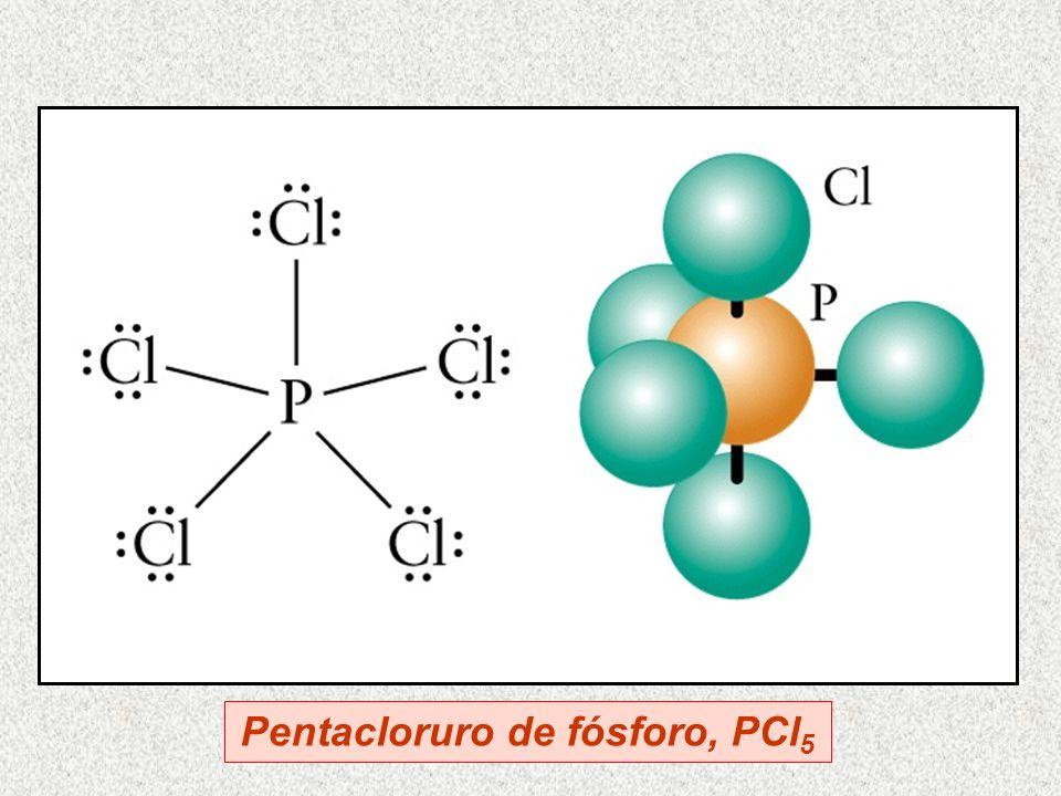 Pentacloruro de fósforo, PCl 5
