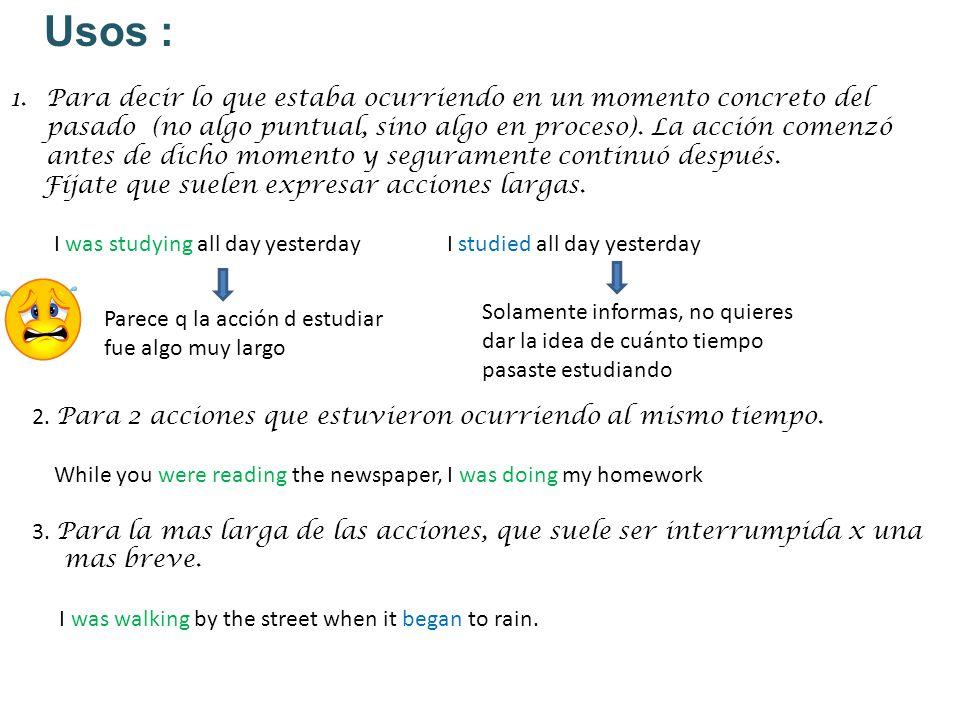 + Se forma con el verbo to be + el participio ( -ed / 3ª c) del verbo principal An astronaut was sent into space - Hay que añadir not (n´t) al to be.