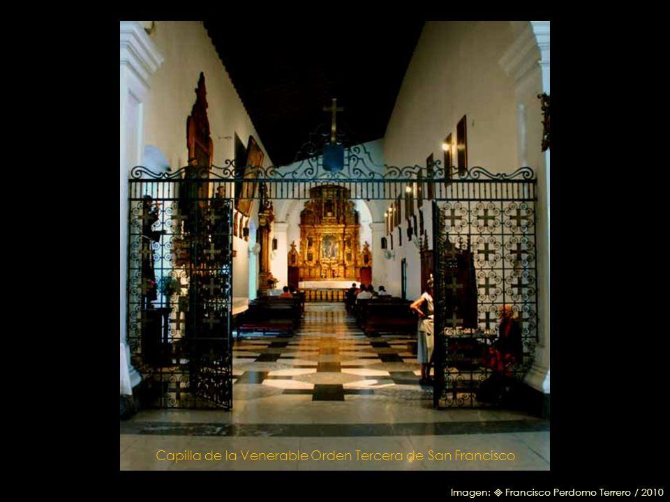 Coro - Órgano fabricado por Aristide Corvaillé-Coll – Circa 1877 / col. Iglesia de San Francisco – Caracas / Imagen: Francisco Perdomo Terrero / 2010