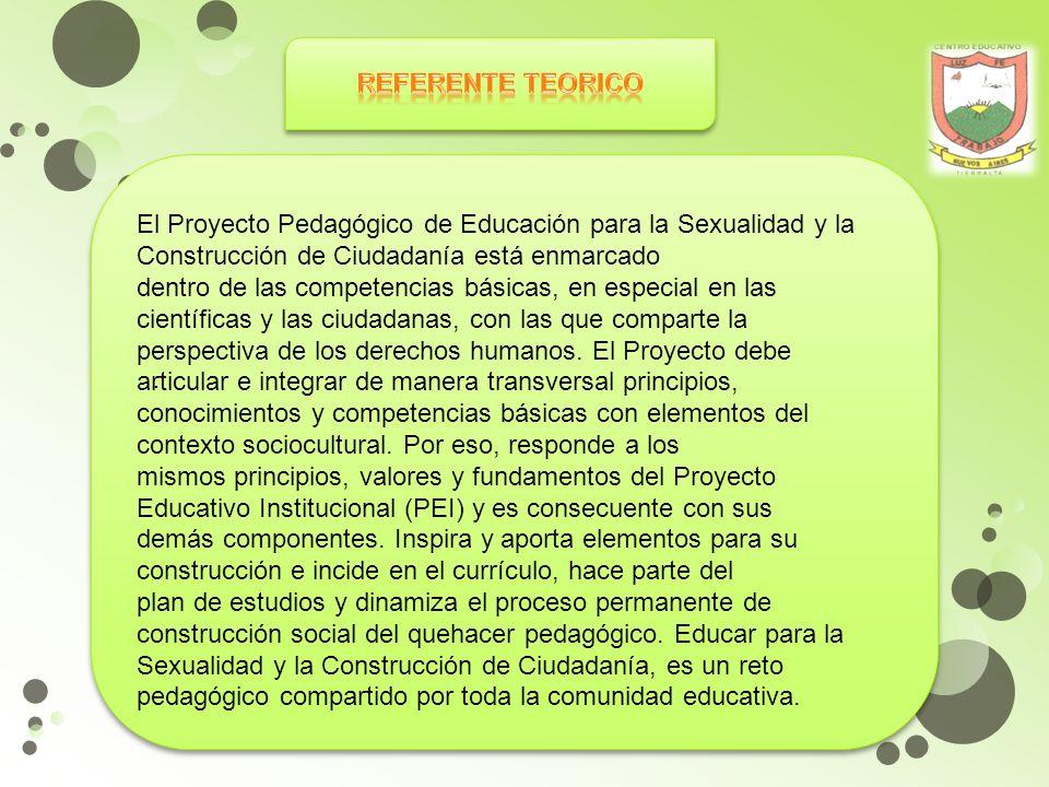 El artículo 14 de la ley general de educación (115 de 1994), establece que: En todos los establecimientos oficiales o privados que ofrezcan educación