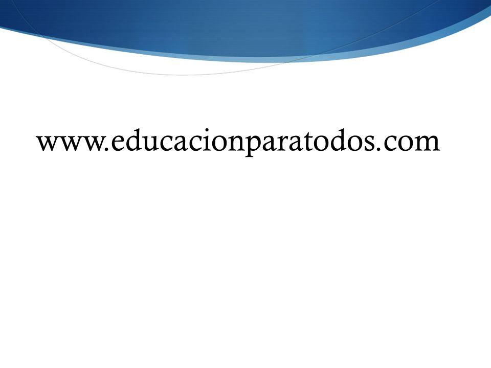 www.educacionparatodos.com