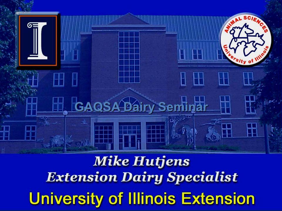 GAQSA Dairy Seminar