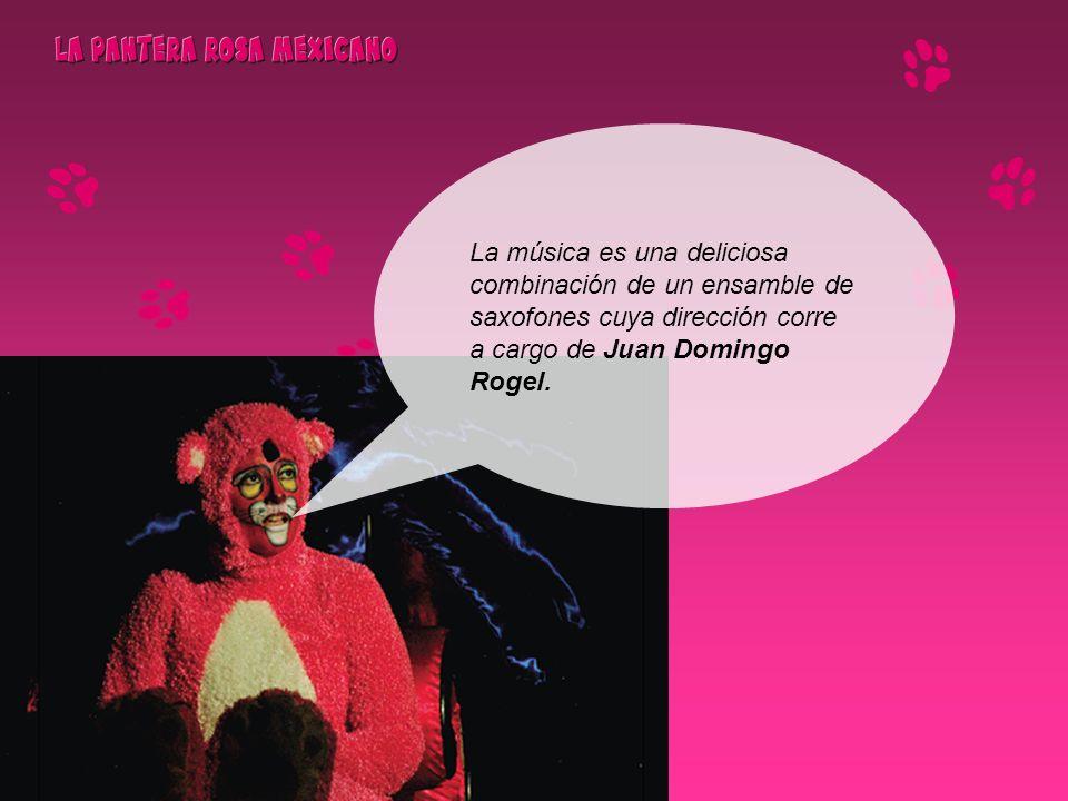 La Pantera Rosa Mexicano es resultado de la beca de Intérpretes de Cabaret del FONCA 2007-2008 en donde Cecilia Sotres realizó una investigación sobre el humor y la risa aunada al dolor, la angustia y la injusticia, vista desde varias aristas, la psicoanalítica y la sociológica, aterrizando en la cultural.