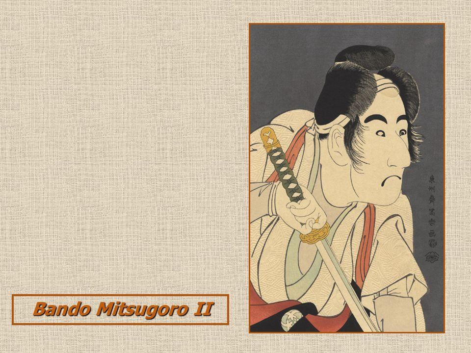 Bando Mitsugoro II