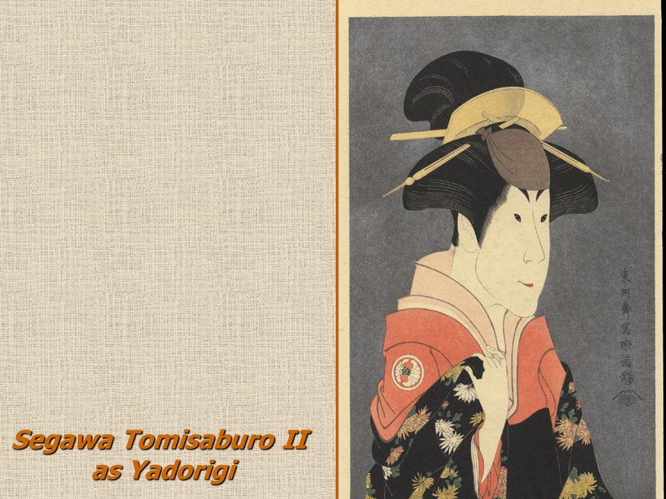 Segawa Tomisaburo II as Yadorigi as Yadorigi