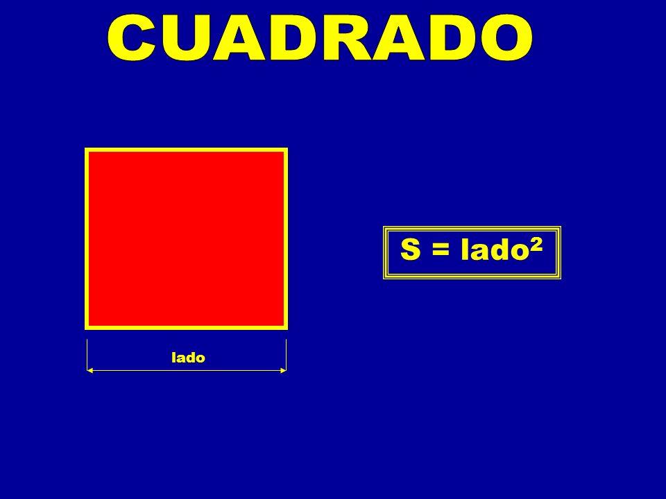 lado S = lado 2