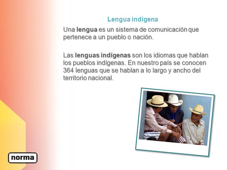 Una lengua es un sistema de comunicación que pertenece a un pueblo o nación.