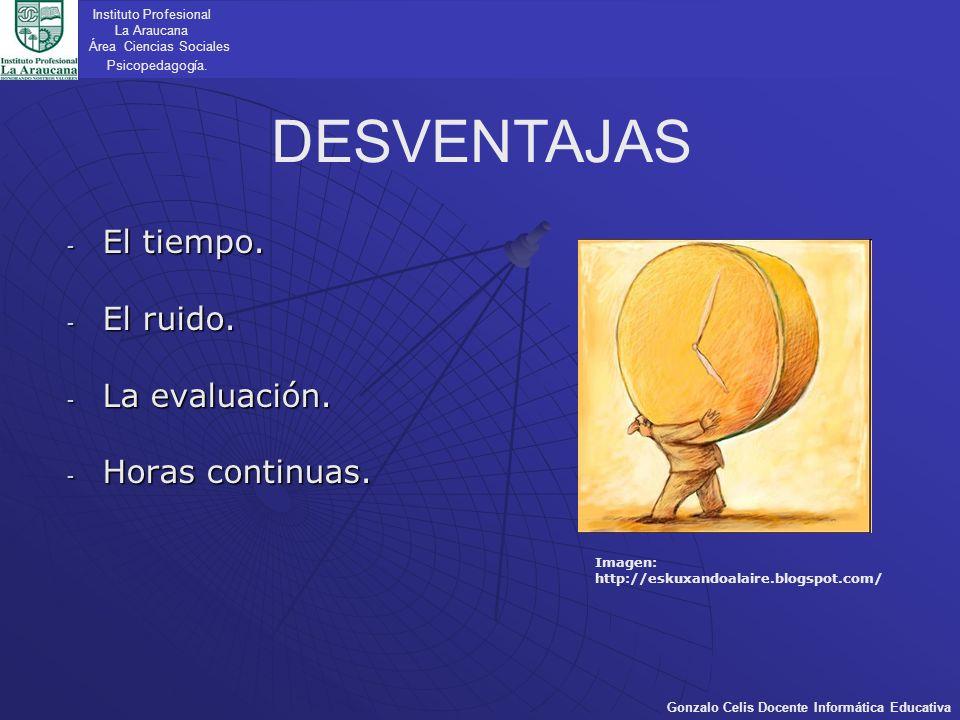 Principales etapas para el trabajo colaborativo Instituto Profesional La Araucana Área Ciencias Sociales Psicopedagogía.