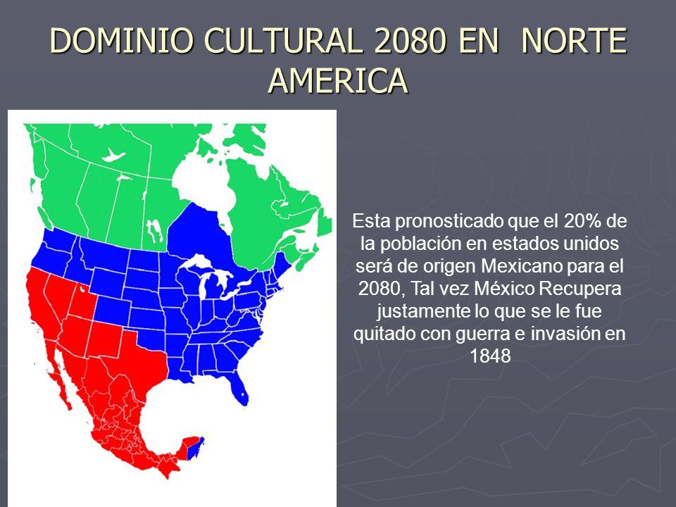 el dominio mundial de estados unidos: