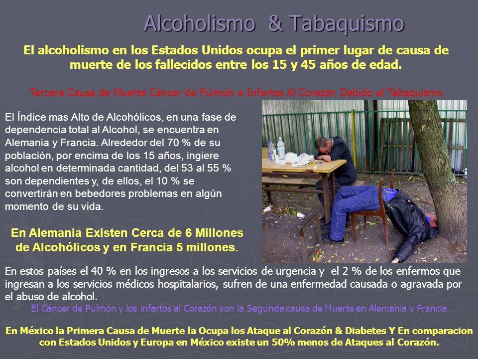 CONSUMO DE SUSTANCIAS ILEGALES DROGADICCION En Estados Unidos existen cerca de 24 millones de adictos dependientes a La cocaina y Mariguana esto representa el 20% de la población de México.