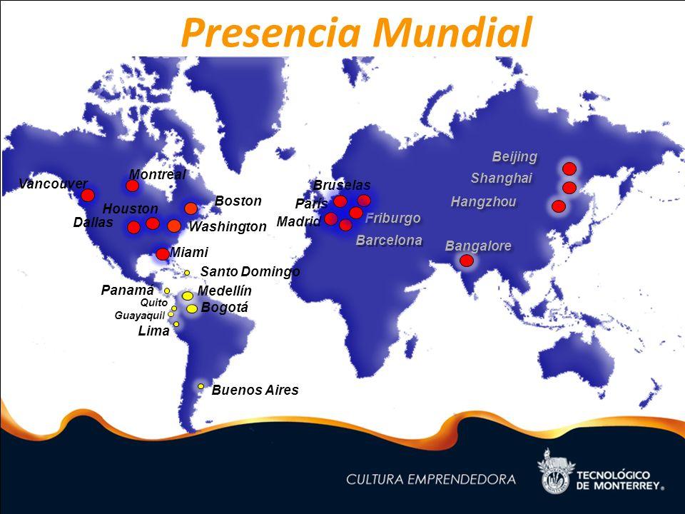 Universidad Virtual (UV) del Tecnológico de Monterrey 4 Fundada en 1989 como el primer sistema interactivo de educación a distancia en Hispanoamérica.