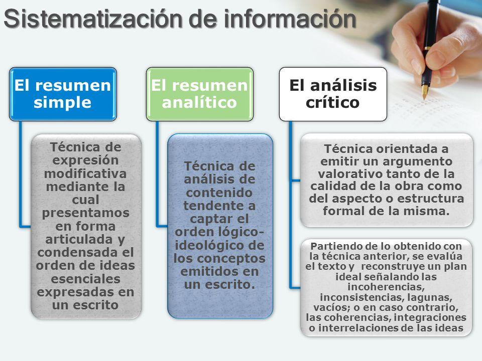 Identifica los aspectos relevantes del texto con una lectura general.