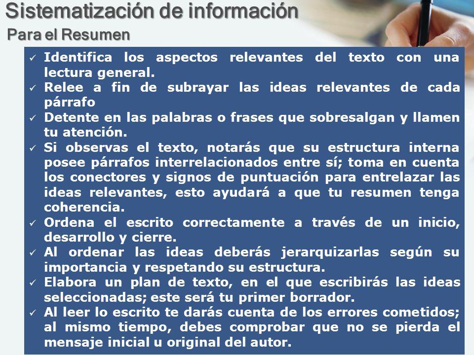 Ordenación: Hay diversas formas: alfabética, sistemática, cronológica, geográfica, por tipos de material y otras.
