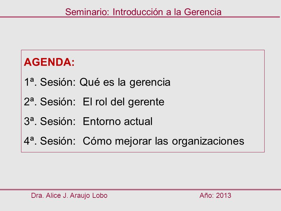 CONCLUSIONES Dra.Alice J.
