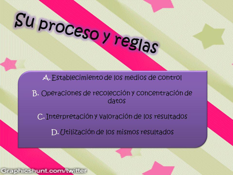 A) Incluye: Escoger el tipo de medio de control que pueda considerarse como estratégico.