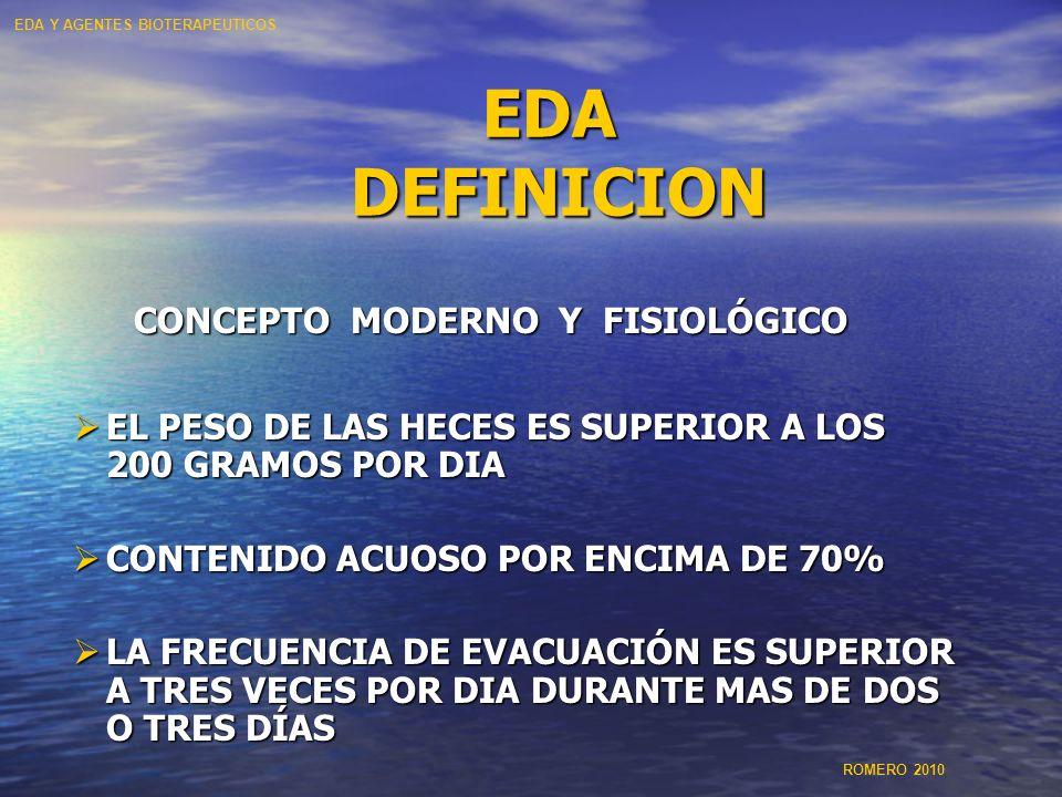 DIARREAS REFLEXIONES SEMIOLÓGICAS IMPORTANTE: EL VALOR DE LA HISTORIA CLÍNICA.