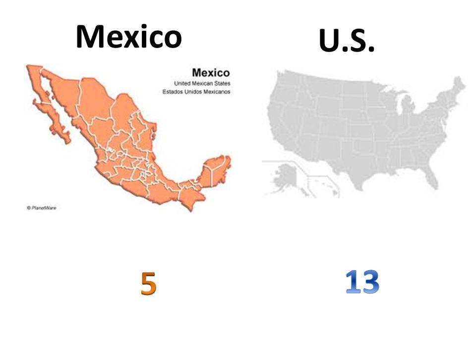 Mexico U.S.