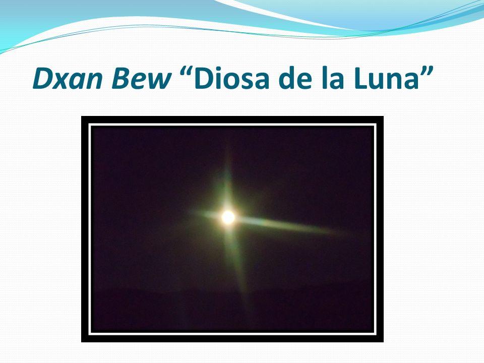 Dxan Bew Diosa de la Luna