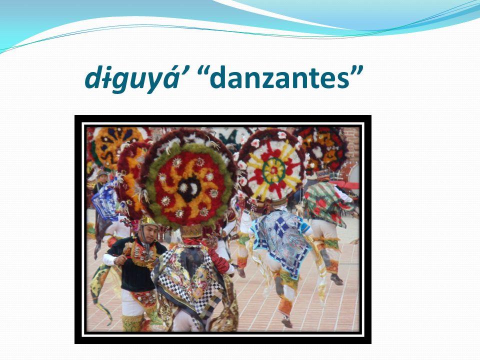 dɨguyá danzantes
