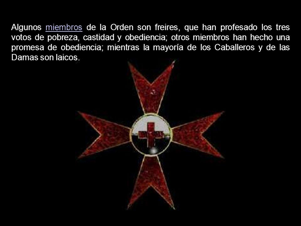 La Orden de Malta es una Orden religiosa. Como tal está ligada a la Santa Sede, pero al mismo tiempo es independiente como ente propio de Derecho Inte