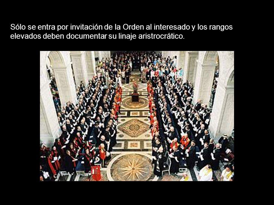 Los 12.500 Caballeros y Damas que componen la Orden son llamados al ejercicio de la virtud y de la caridad cristianas- afirma la web oficial de la ord