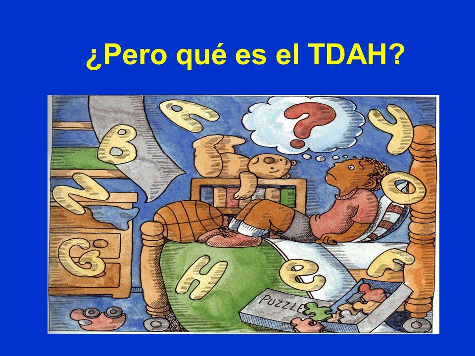 Posible confusión clínica TDAH y Trastorno de Personalidad … marcada tendencia a actuar de manera impulsiva sin considerar las consecuencias. La capac