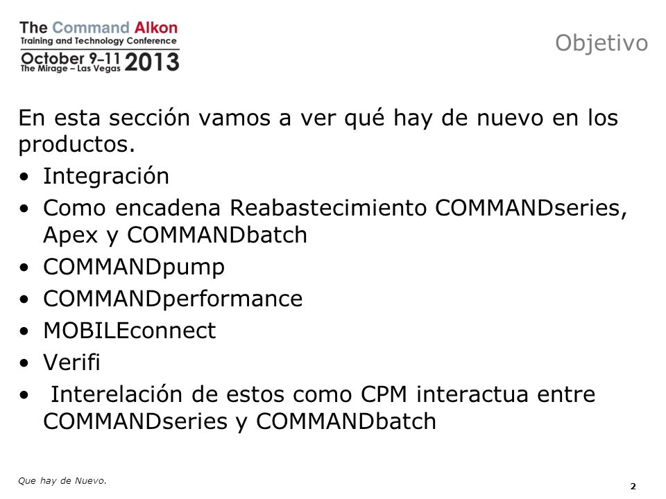 Soluciones Command Alkon Change this Footer to Class Name.