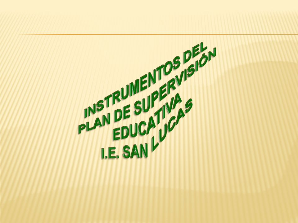 ASPECTOVARIABLE INDICADORES INSTRUM.Instrumentos de gestión pedagógica de la I.E.