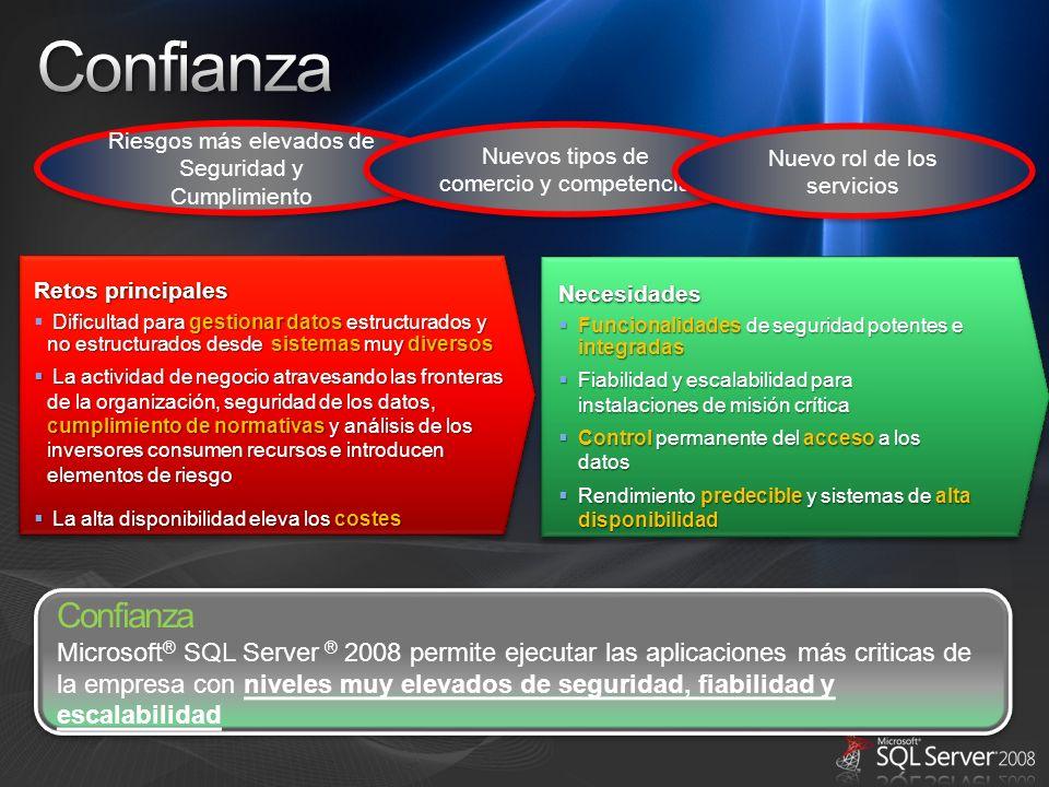 Database Mirroring NO puede ser considerado como un sustituto de Failover Cluster: Linked Servers, Logins de usuarios, estrategias de Backup… AMBOS