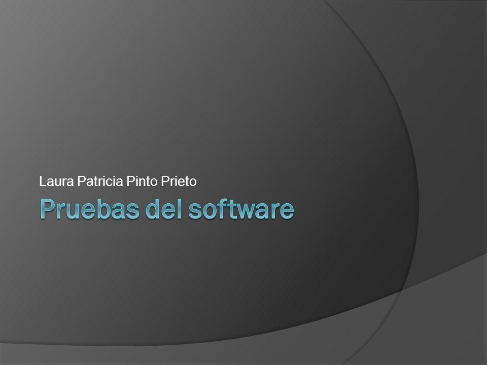 Introducción Las pruebas del software son un elemento crítico para la garantía de calidad del software y representa una revisión final de las especificaciones, del diseño y de la codificación.