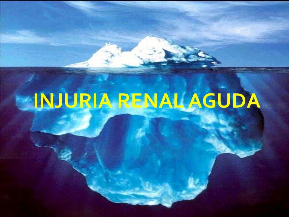 FALLA RENAL AGUDA INJURIA RENAL AGUDA