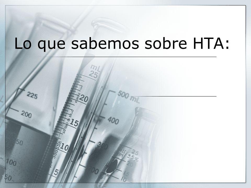 La HTA es factor de riesgo para múltiples eventos cardiovasculares Insuficiencia Cardiaca.
