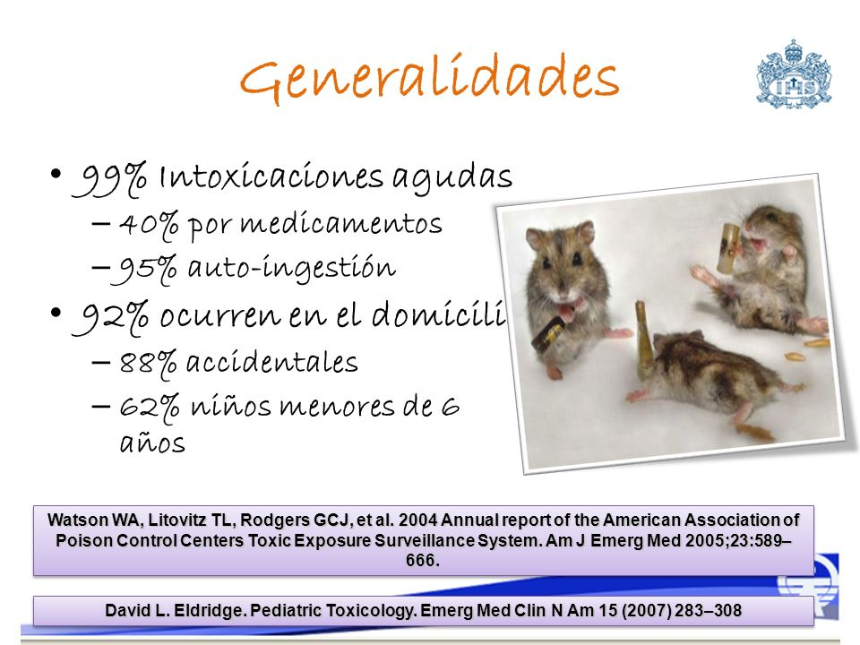 Descontaminación Gastrointestinal Tamara, Mc Gregor.