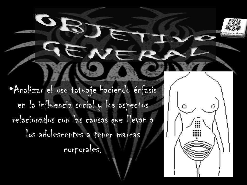 Amunet: Sacerdotisa de la diosa Hathor Tebas Analizar el uso tatuaje haciendo énfasis en la influencia social y los aspectos relacionados con las caus
