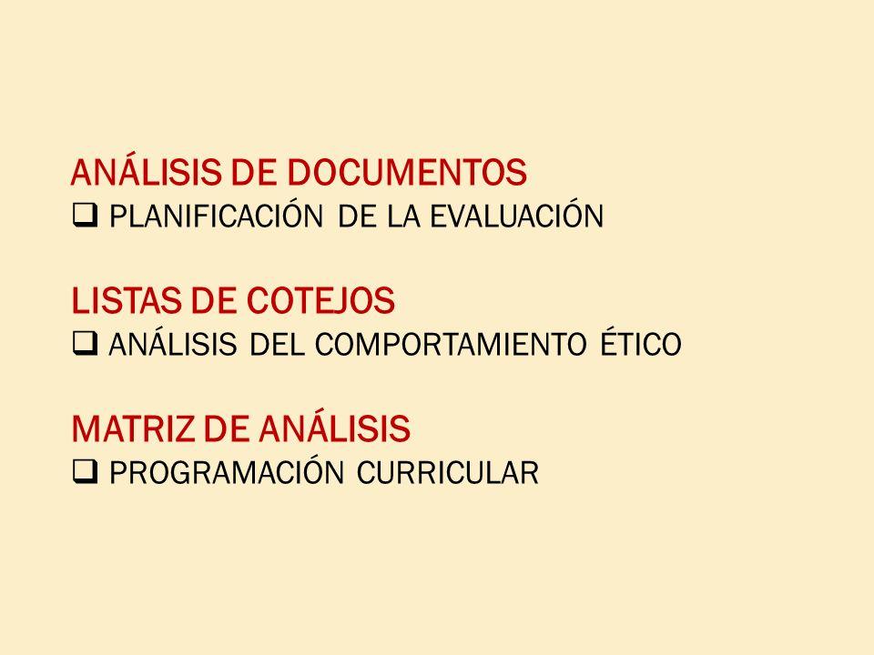 INSTRUMENTOS CUESTIONARIOS EVALUACIÓN DE LOS APRENDIZAJES DISEÑO Y GESTIÓN DE PROYECTOS PEDAGÓGICOS COMPORTAMIENTO ÉTICO FICHAS DE OBSERVACIÓN OBSERVACIÓN DE LOS PROCESOS PEDAGÓGICOS OBSERVACIÓN DE LA DIMENSIÓN SOCIAL COMUNITARIA OBSERVACIÓN DE TÉCNICAS E INSTRUMENTOS DE EVALUACIÓN