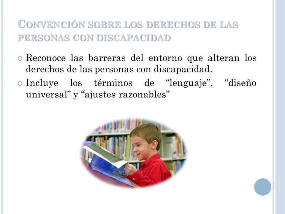 D ECLARACIÓN U NIVERSAL DE LOS D ERECHOS H UMANOS (1948) Busca eliminar tratos de discriminación y trato degradante. Igualdad de oportunidades. Foment